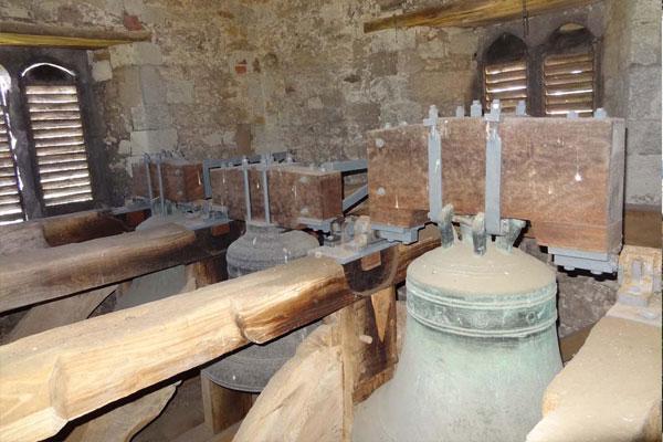 Church bells image