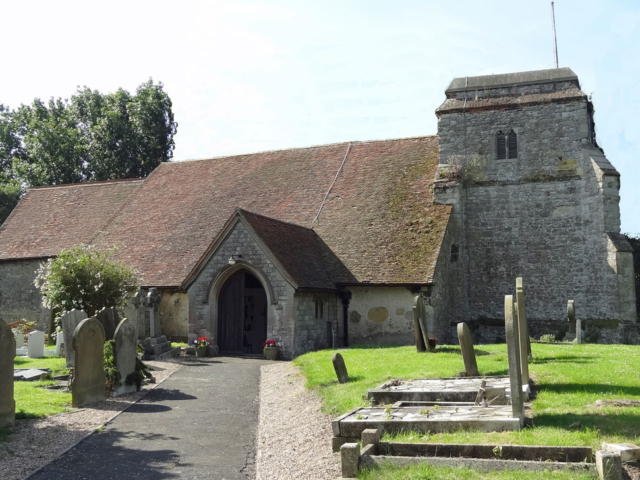 Stoke Church Summer 2014 image