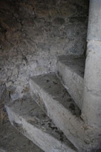 Church steps image