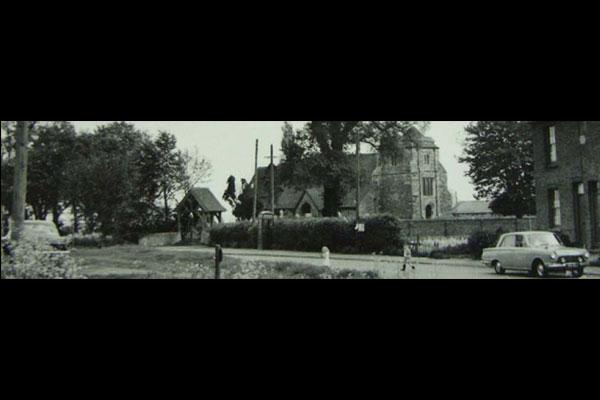 Stoke Church 1960s image