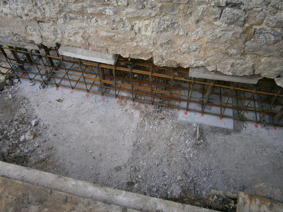 Underpinning October 2014 image